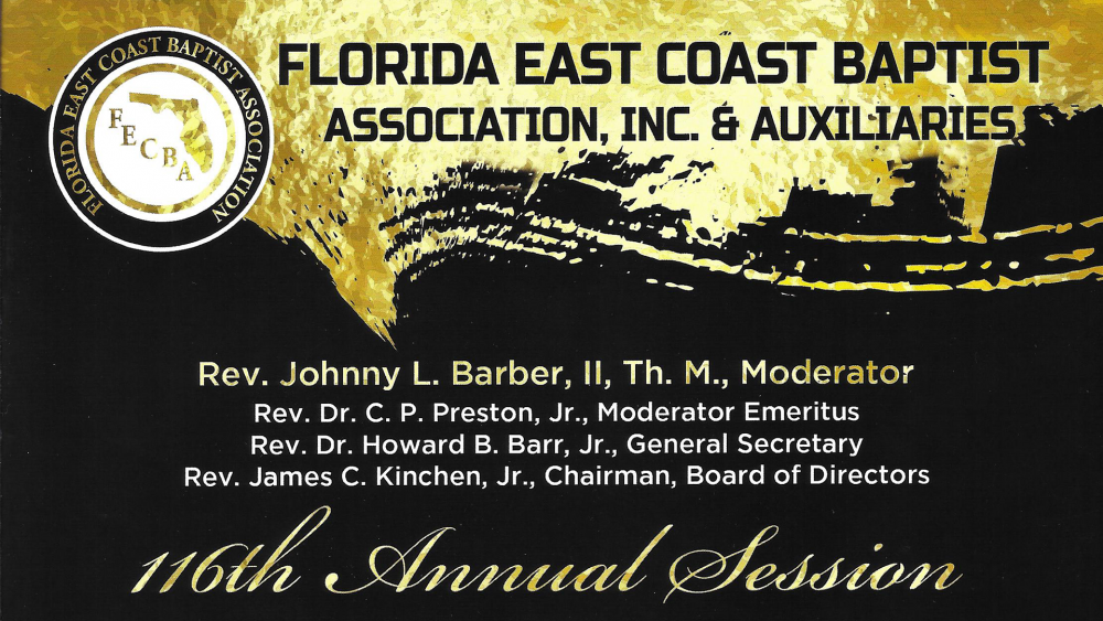 FECBA 116th Annual Session