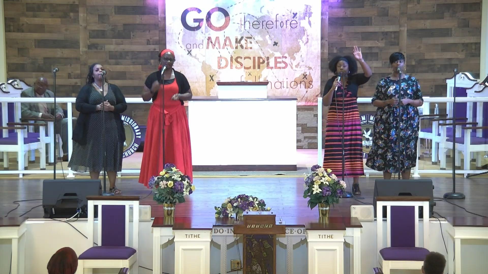 Praise & Worship Image
