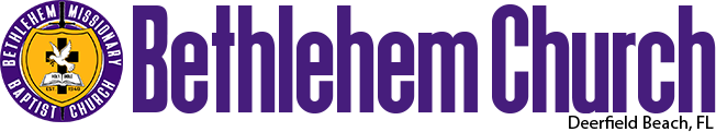 Bethlehem Church Logo